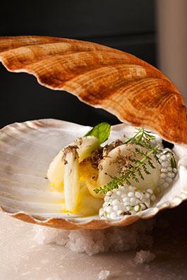 Michelin Star Restaurant Athens